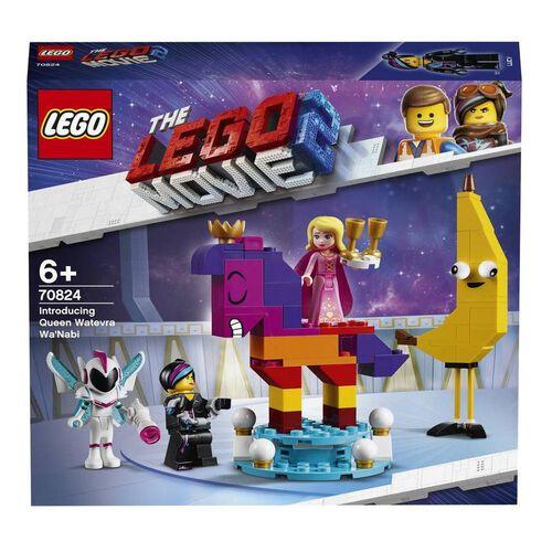 LEGO เลโก้อินโทรดิวซิ่งควีน เวทวรา 70824