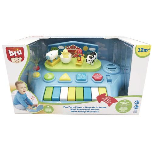 BRU บรู เปียโนหรรษา