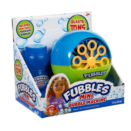 Fubbles ฟับเบิ้ล Mini Bubble Machine เครื่องเป่าฟอง