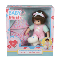 Baby Blush เบบี้ บลัช มินิ เลิฟ เพลย์ไทม์ ฟัน ดอลล์ เซ็ต