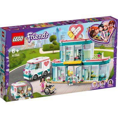 LEGO เลโก้ เฟรนดส์ ฮาร์ทเลคซิตี้ฮอสพิเทิล 41394