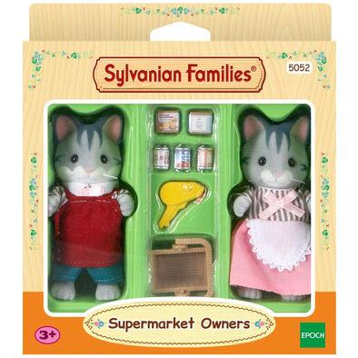 Sylvanian Family ซิลวาเนียน แฟมิลี่ เจ้าของซูเปอร์มาร์เก็ต