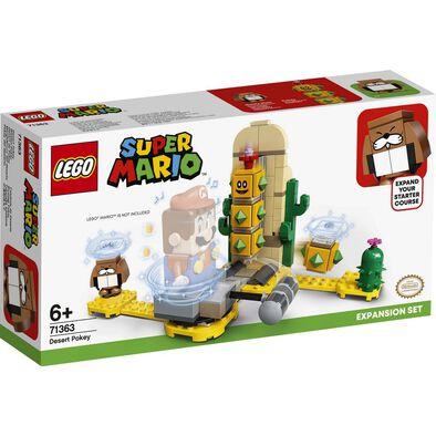 LEGO เลโก้ ซูเปอร์มาริโอ้ ดีเซอร์ท โปเก เอ็กซ์แปนชั่น 71363