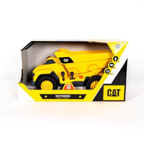 CAT แคทเทอพิลลา รถบรรทุก ฟังก์ชั่นมอเตอร์  พร้อมแสงและเสียง