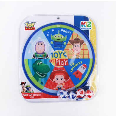 Toy Story ทอยสตอรี่ ชุดกระดานปาลูกดอกแม่เหล็ก