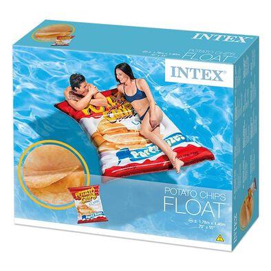 Intex แพยางเป่าลม ลายถุงมันฝรั่งแผ่น