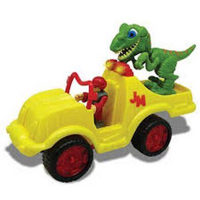Junior Megasaur จูเนียร์ เมกาซอร์ รถบรรทุกไดโนเสาร์