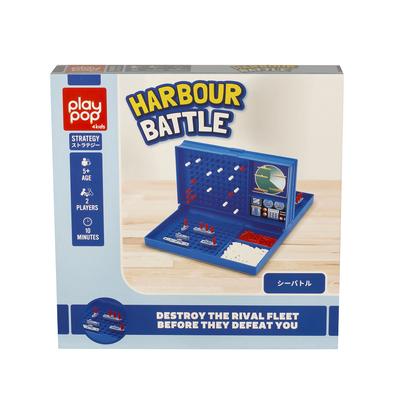 Play Pop เพลย์ป๊อป Harbour Battle Strategy Game