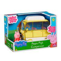 Peppa Pig ชุดรถแวนของเป๊ปป้า