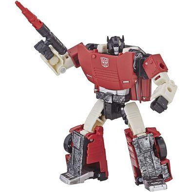 โมเดลหุ่นยนต์ Transformers Tra Gen Wfc DELUXE Assortment