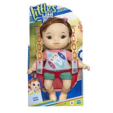 Baby Alive เบบี้ อไลฟ์ ลิตเติ้ล สควอด เกิร์ล ลิตเติ้ล