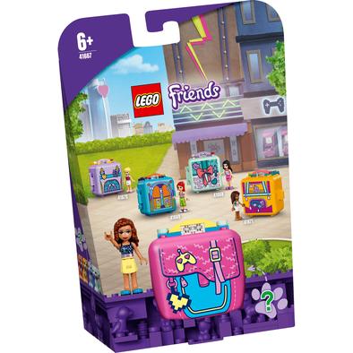 LEGO เลโก้ เฟรนด์ โอลิเวีย เกมมิ่ง คิวบ์ 41667