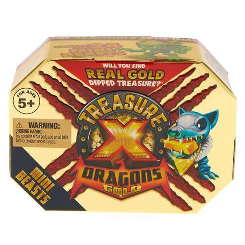 ของเล่น ของสะสม Treasure X Series 2 Mini Dragon
