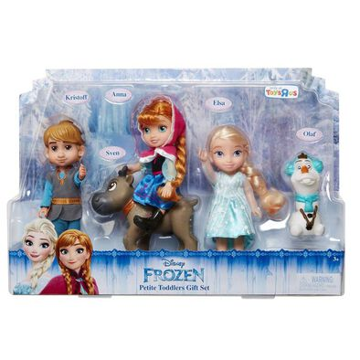 Disney Frozen ตุ๊กตา โฟรเซน เพ๊ตตี้ กิ๊ฟเซต คละแบบ