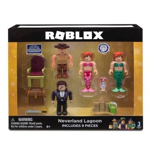 Roblox โรบล็อค เซเลบริตี้ 4 ฟิกเกอร์