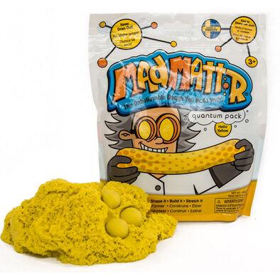 Mad Mattr แมด แมทเทอร์ แป้งโดมหัศจรรย์ 10 ออนซ์ สีเหลือง