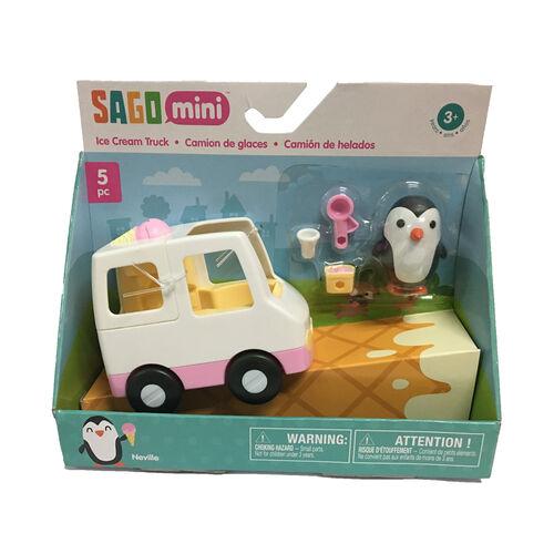 Sago Mini ซาโก้ มินิ ชุดรถไอศกรีม