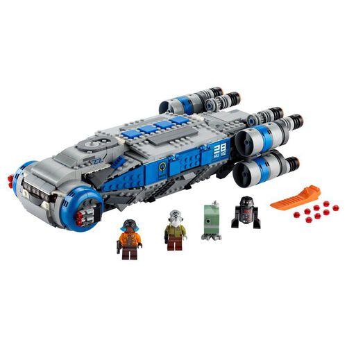 LEGO เลโก้ รีซิสแตนซ์ ไอที-เอส ทรานสปอร์ต 75293
