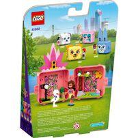 LEGO เลโก้ โอลิเวีย ฟลามิงโก้ คิ้วบ์ 41662