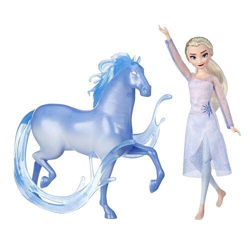 Disney Frozen 2 ฟีเจอร์ น็อค และ เอลซ่า