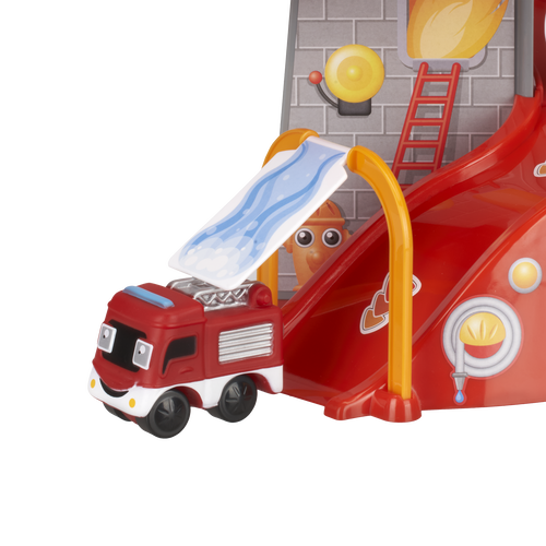 Speed City Junior สปีด ซิตี้ จูเนียร์ ชุดของเล่นสถานีดับเพลิง