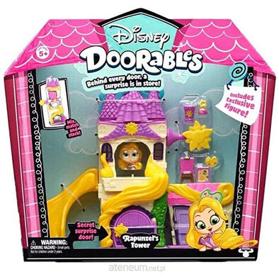 Disney Doorables ซีรีย์ 1 ธีม เพลย์เซ็ต