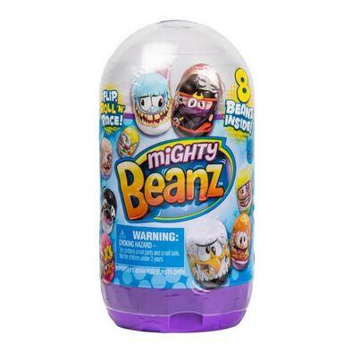 Mighty Beanz ไมท์ตี้ บีนส์ สแลมแพ็ค 12 ชิ้น