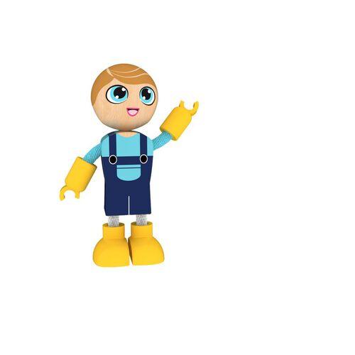 J'adore ฌาดอร์ ของเล่นไม้ ชุดกิฟท์บ็อกซ์ธีมชาวไร่