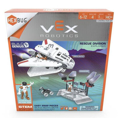 Hexbug Vex แฮคบัค  Rescue Division