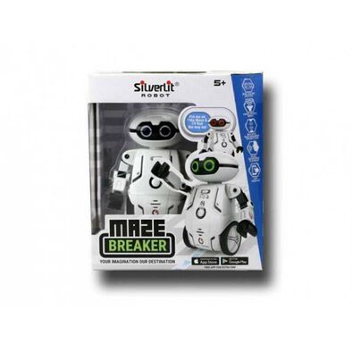 Silverlit ซิลเวอริท หุ่นยนต์เขาวงกต เมซ เบรคเกอร์