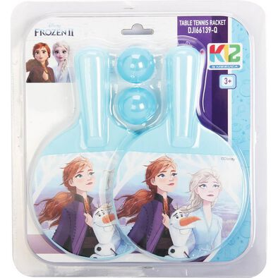 Disney Frozen ดิสนีย์ โฟรเซ่น II ชุดปิงปอง