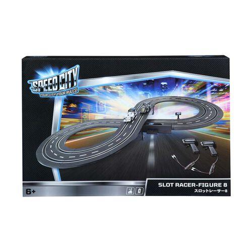Speed City สปีด ซีตี้ รถแข่งบนรางพร้อมรีโมทบังคับ (คละแบบ)
