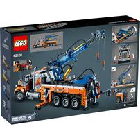 LEGO เลโก้ เทคนิค เฮฟวี่-ดิวตี้ โทว ทรัค 42128