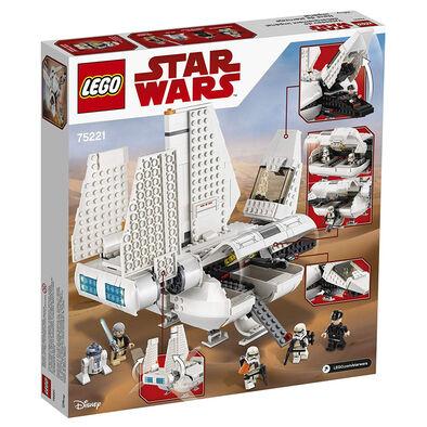 LEGO เลโก้อิมพีเรียลแลนดิ้งคราฟท์ 75221