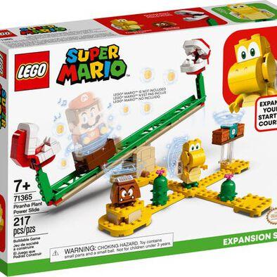 LEGO เลโก้ ซูเปอร์มาริโอ้ พิรัน แพลน เพาเวอร์ สไลด์ เอ็กซ์แปนชั่น 71365