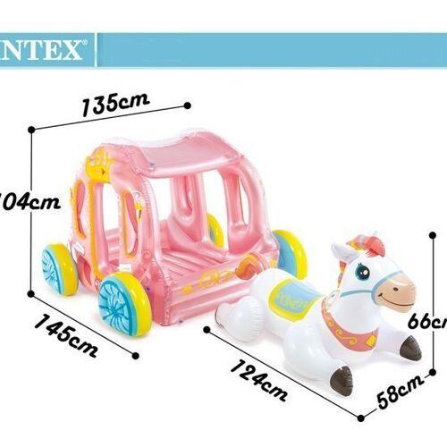 Intex แพยางรถม้า เจ้าหญิง
