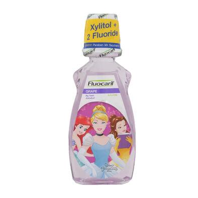 Fluocaril ฟลูโอคารีลคิดส์ น้ำยาบ้วนปาก บิ๊กทีธ องุ่น 250มล.