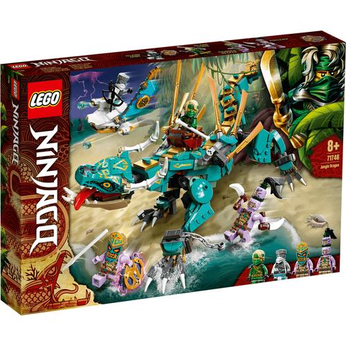 LEGO เลโก้ จังเกิลดรากอน 71746