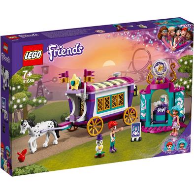 LEGO เลโก้ เฟรนด์ เมจิคัล คาราวาน 41688