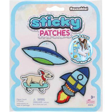 Sticky Patches ยูเอฟโอ #102