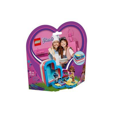 LEGO เลโก้โอลิเวีย ซัมเมอร์ ฮาร์ทบอกซ์ 41387