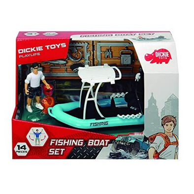 ชุดของเล่น เรือตกปลา