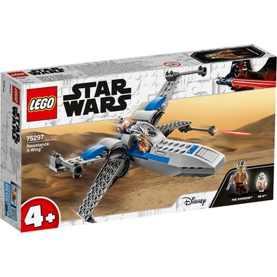 LEGO เลโก้ รีซิสแตนซ์ เอ็กซ์-วิง 75297