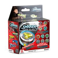 Silverlit ซิลเวอร์ลิท Spinner M.A.D Spinner Pack - Assorted