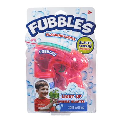 Fubbles ฟับเบิ้ล Light Up Bubble Blaster มีแสง