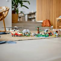 LEGO เลโก้ ซิตี้ ไวลด์ไลฟ์ เรสคิว โอเปอเรชั่น 60302