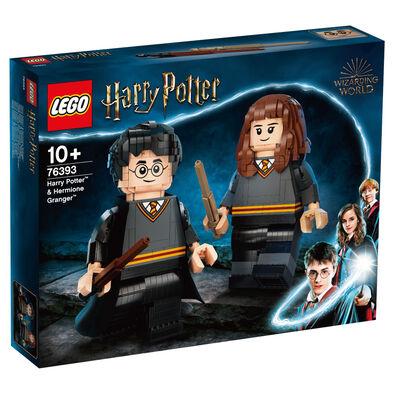 LEGO เลโก้ แฮรี่ พ็อตเตอร์ แอนด์ เฮอไมโอนี่ เกรนเจอร์ 76393