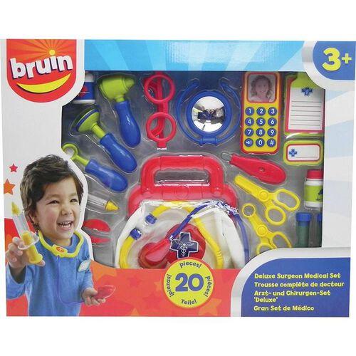 Bru บรู ชุดของเล่นจำลองบทบาทคุณหมอ