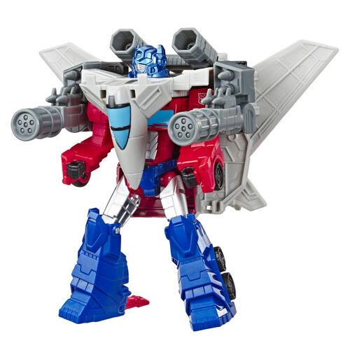 Transformers ทรานสฟอร์เมอร์ส ไซเบอร์เวิร์ส สปาร์ค อาเมอร์ 25 (คละแบบ)