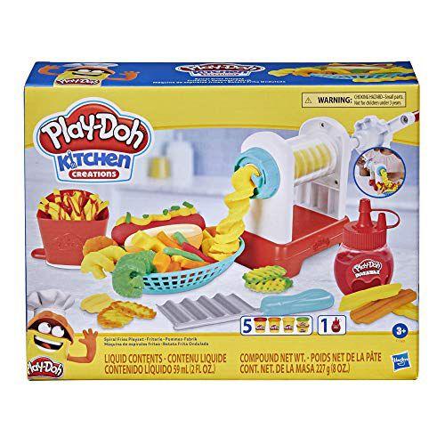 Play-Doh Kitchen Creation เพลย์โดว์ คิทเช่น ครีเอชั่น สไปรัล ฟลายส์